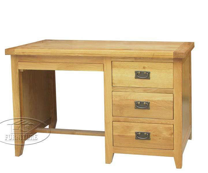 bàn làm việc gỗ sồi Mỹ