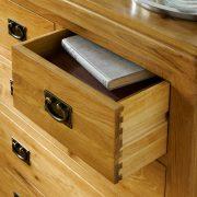 tủ ngăn kéo gỗ sồi Mỹ 2
