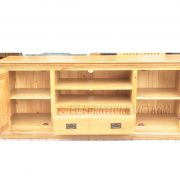tủ tivi gỗ sồi chân đế (1)