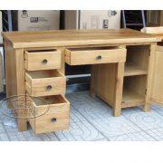 bàn làm việc gỗ sồi Mỹ (1)