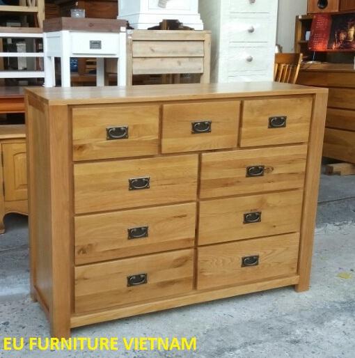 tủ 9 ngăn kéo EU Furniture