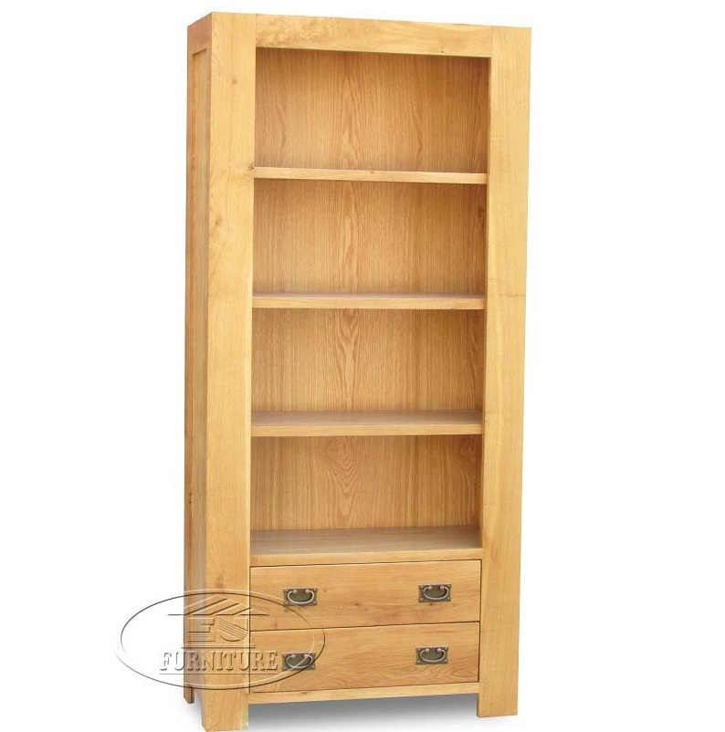 tủ kệ sách gỗ sồi - EUF 342