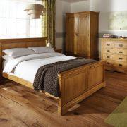 bộ phòng ngủ gỗ sồi mỹ (2)