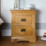 farmho513-farmhouse-country-oak-bedside-tables-2