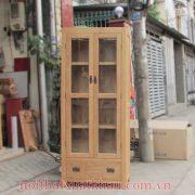 tủ trưng bày gỗ sồi xuất khẩu - Copy