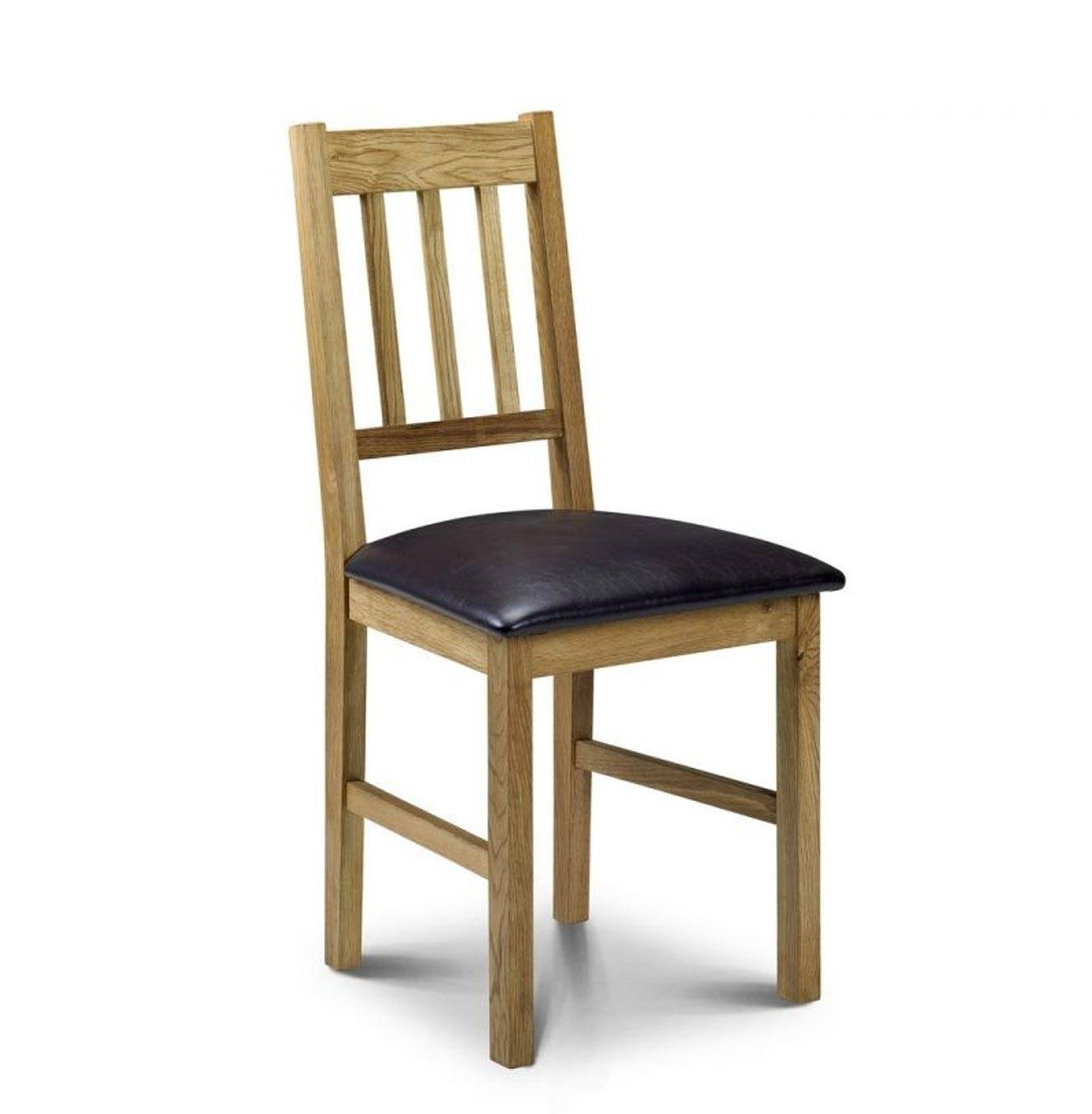 ghế ăn gỗ sồi mỹ mặt nệm