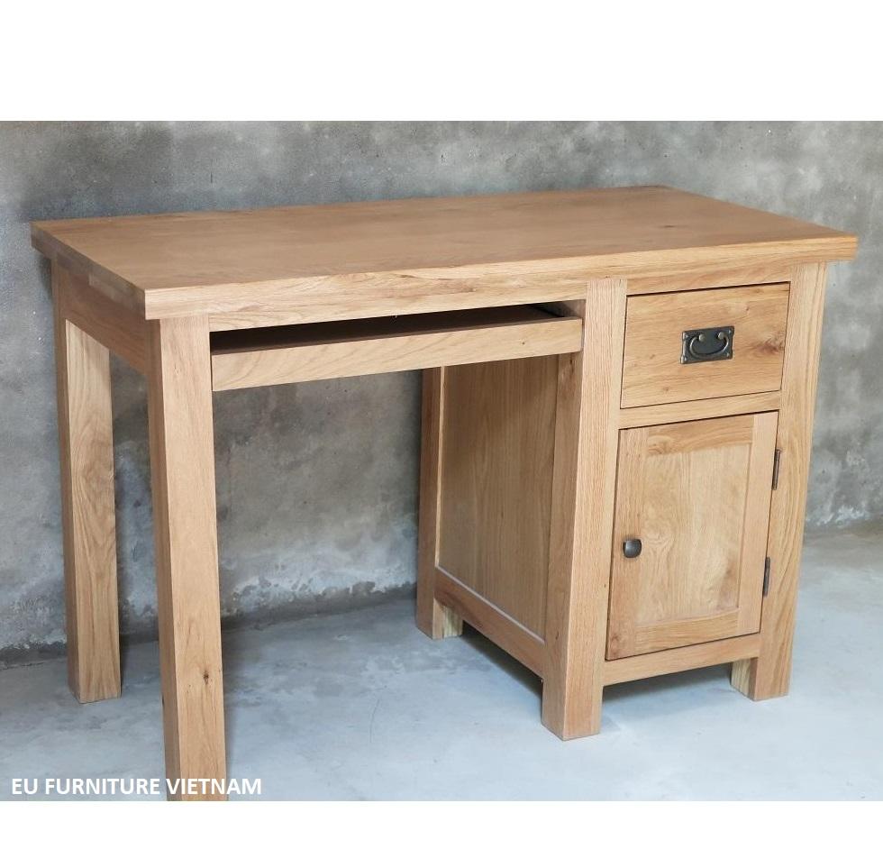Bàn học sinh bàn làm việc gỗ sồi Mỹ